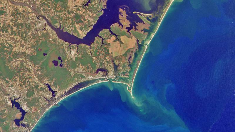 Hawkeye Image for NC Outer Banks