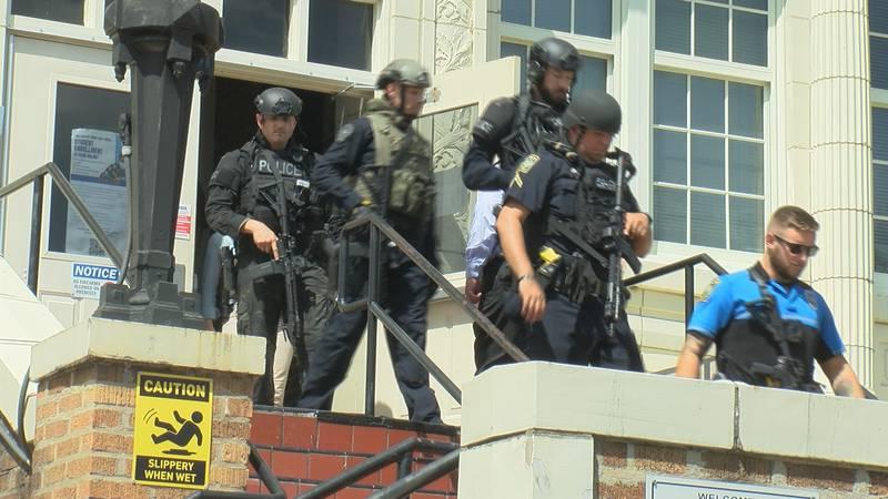 New Hanover High School shooting