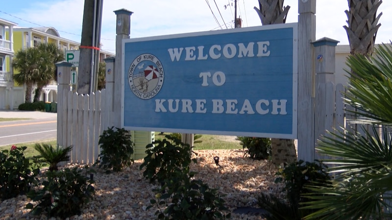 The Parking Committee of Kure Beach met Thursday evening to talk about how the season went