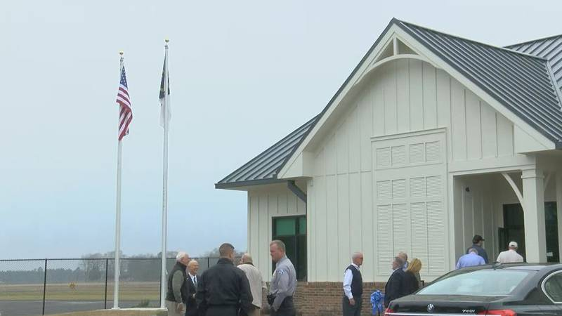 New terminal opens at Elizabethtown airport Friday