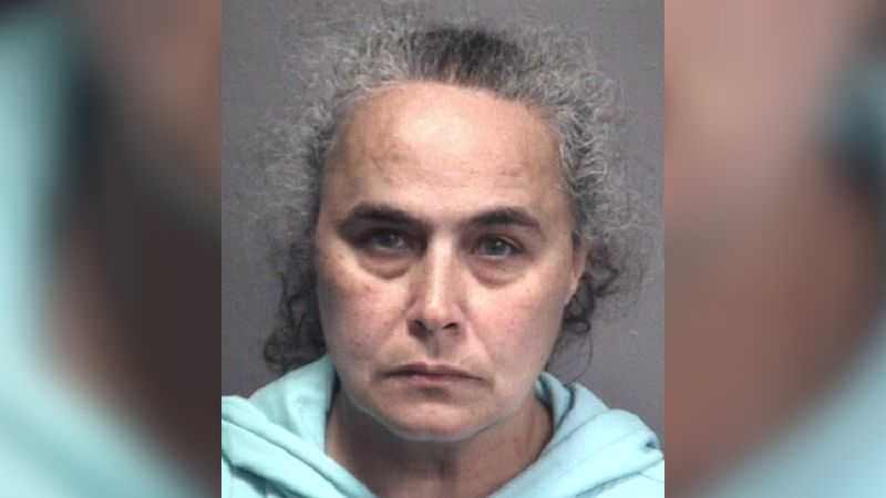 Tammy Carol Oxendine (Source: New Hanover County Sheriff's Office)