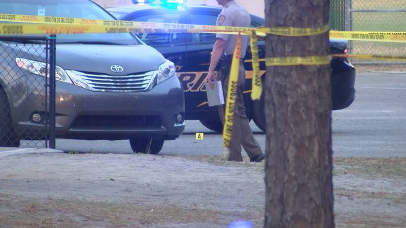 A peaceful night at Long Leaf Park erupted into chaos after multiple gunshots rang out...