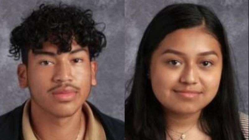 Britany Carolina Munoz Ramirez and Ailton Sebastian Tirado-Martinez