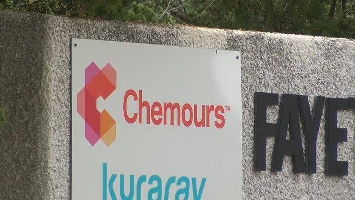 GF Default - Cape Fear River Watch files lawsuit citing Chemours