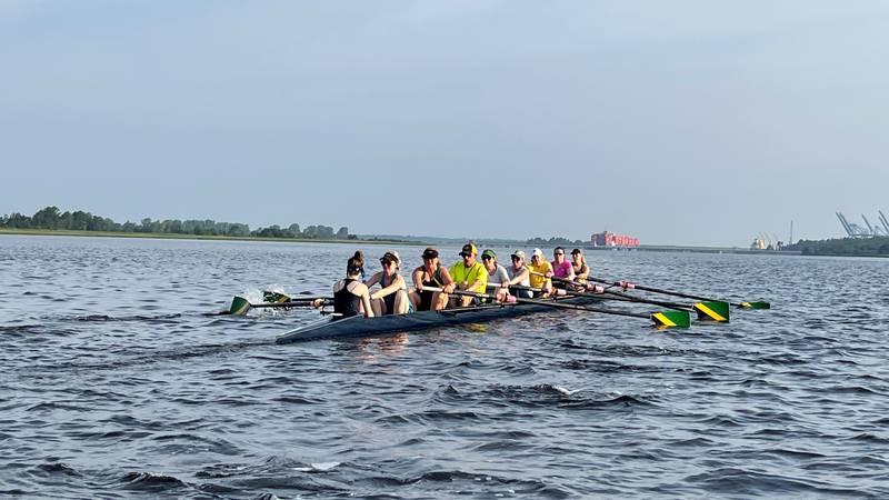 Cape Fear Rowing