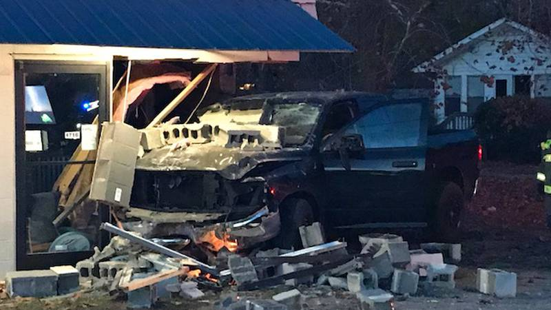 The wreck took place just before 6:30 a.m. in the 4700 block of Carolina Beach Road between...