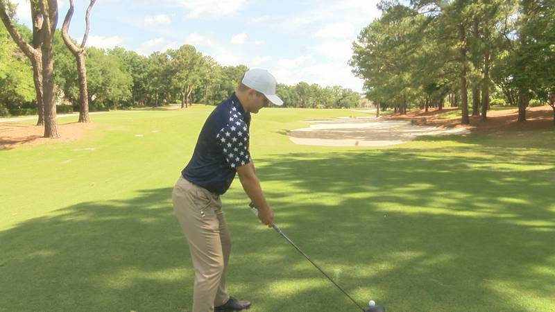 Tyler Cajigas, golfer