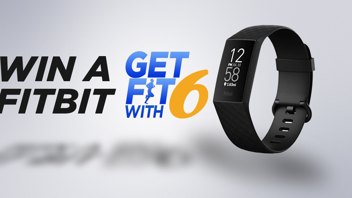 Win a Fit Bit with Get Fit with 6