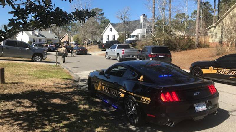 Deputies with the New Hanover County Sheriff's Office are investigating a shooting Wednesday...