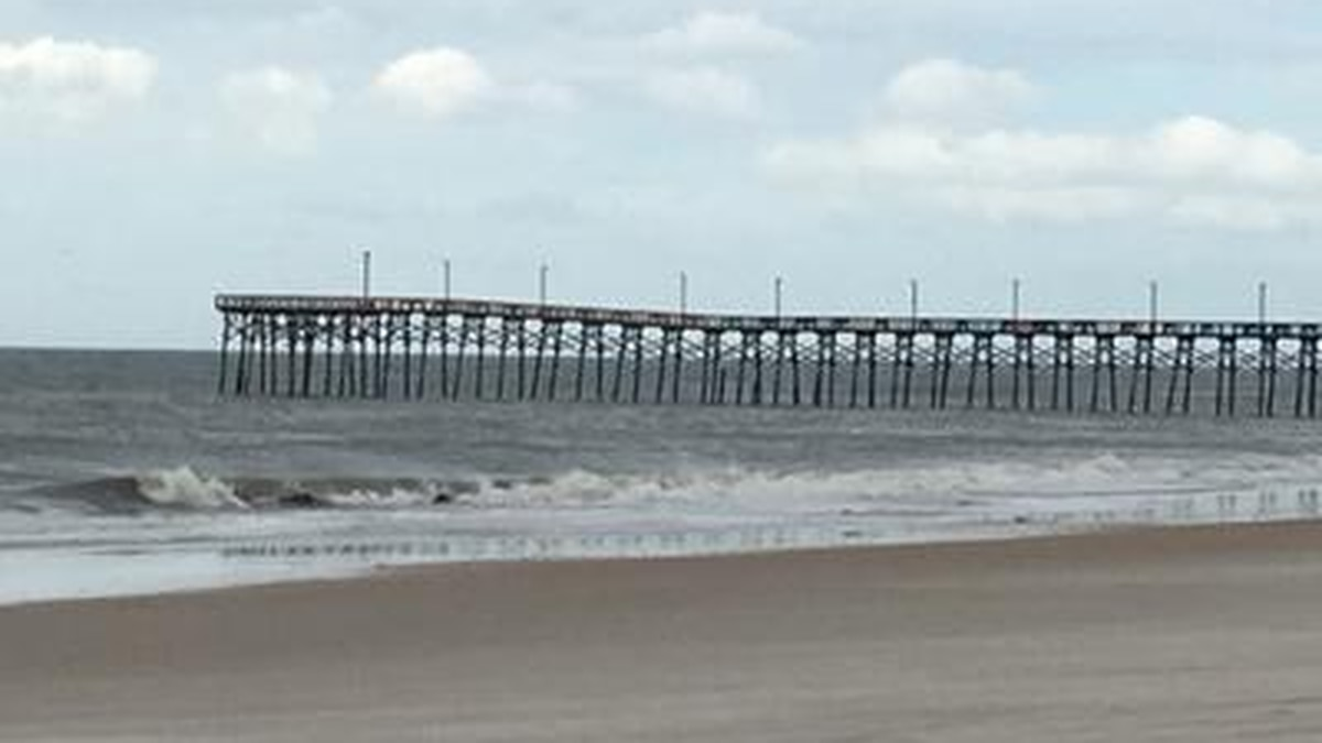 GF Default - Unconscious male pulled from ocean in Surf City, rushed to hospital