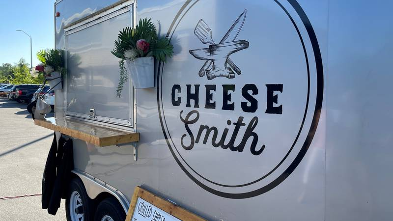 The Cheesesmith Food Truck has been around since 2018.