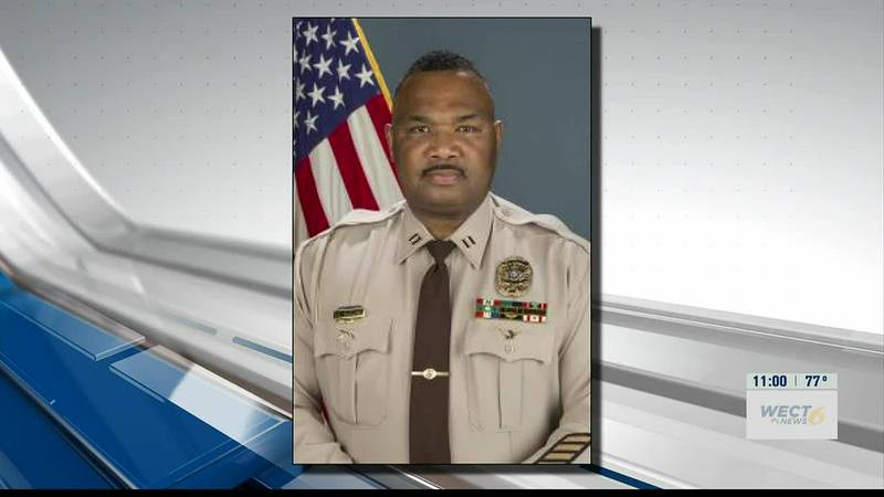 A NHC Sheriff's Office Captain dies of COVID-19