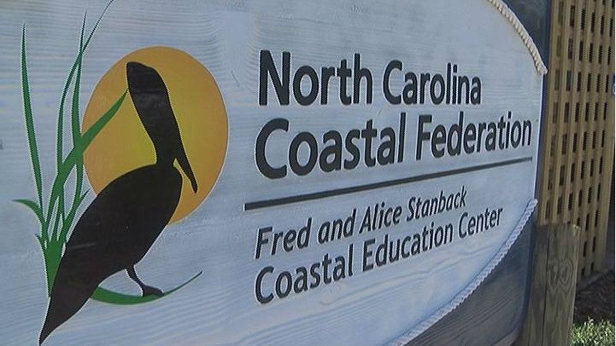 The North Carolina Coastal Federation hosted a forum at their new Wrightsville Beach office....