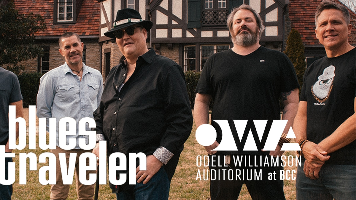 Blues Traveler Ticket Giveaway WECT