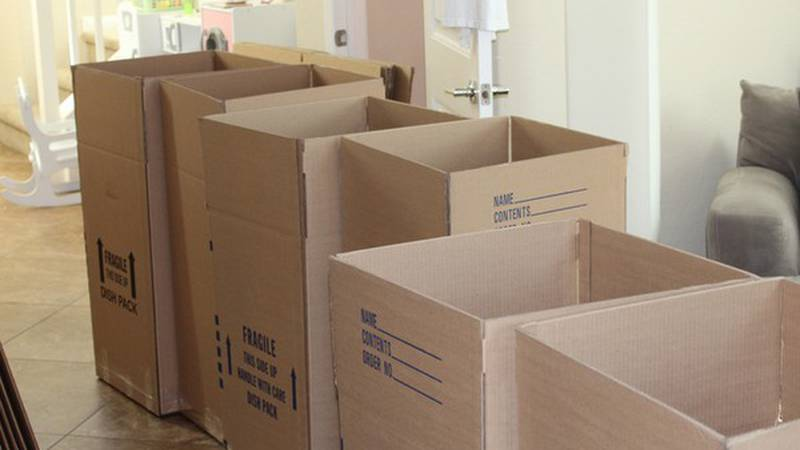 BBB warns of summer moving scams
