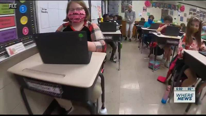 Pender County Schools to not require face masks, parents split on decision