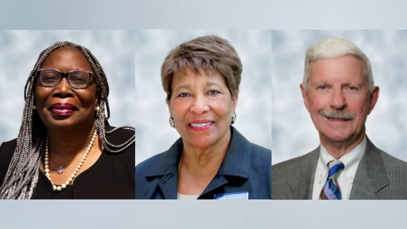 CFCC welcomes three new members to Board of Trustees: Deborah Dicks Maxwell, Deloris Rhodes,...