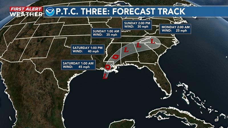 PTC 3 Gulf of Mexico