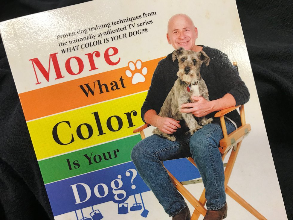 Joel Silverman's book 'More What Color is Your Dog' (Source: WECT)