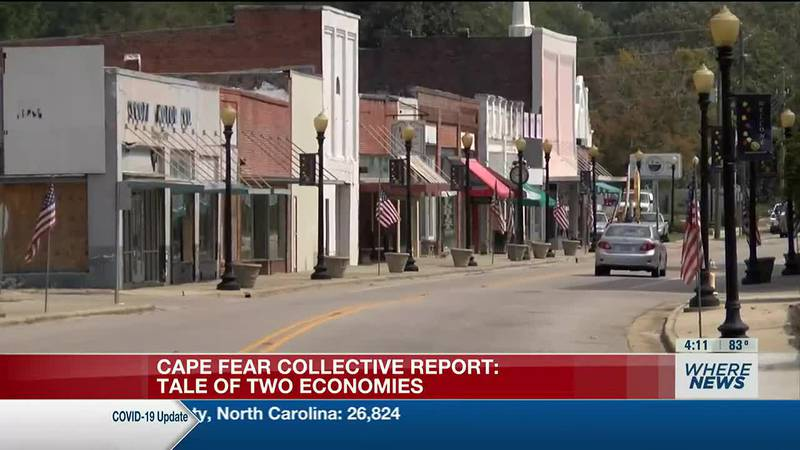 Report from Cape Fear Collective highlights wage inequality and lack of affordable housing