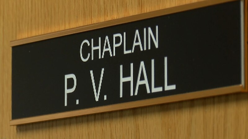 Chaplains with the New Hanover County Sheriff's Office attended the Billy Graham Evangelistic...