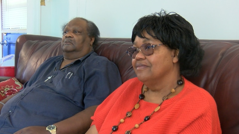 Vernon and Loretta Gore wait for repairs two years after Hurricane Florence.