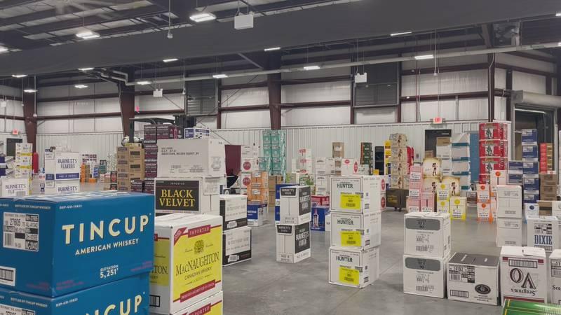 New Hanover County ABC Warehouse