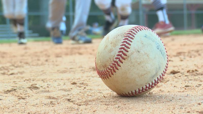 Bases are loaded in southeastern North Carolina as several teams prepare to head out of state...