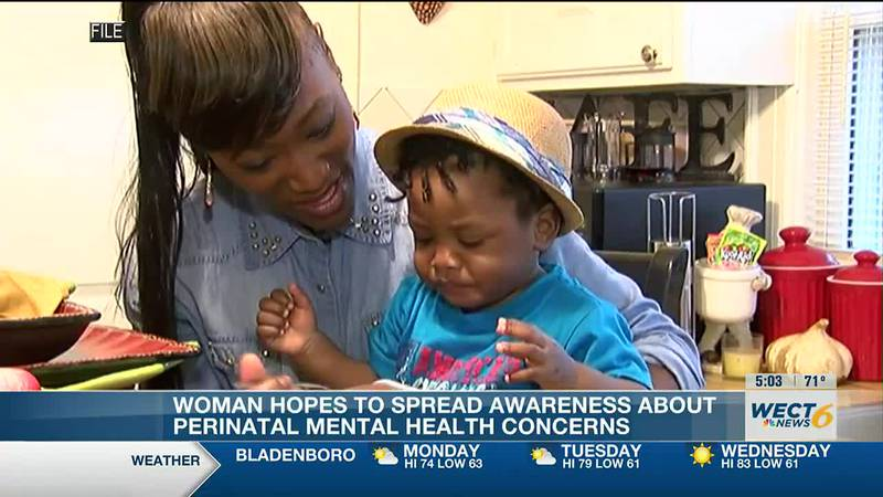 """""""Mental health is just as important as our physical health"""": woman hopes to raise awareness..."""