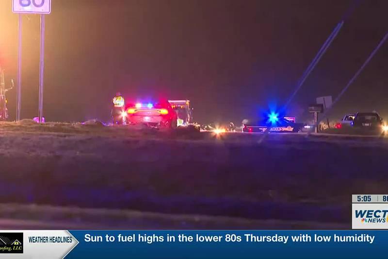 Belville man dies in motorcycle wreck on U.S. 421