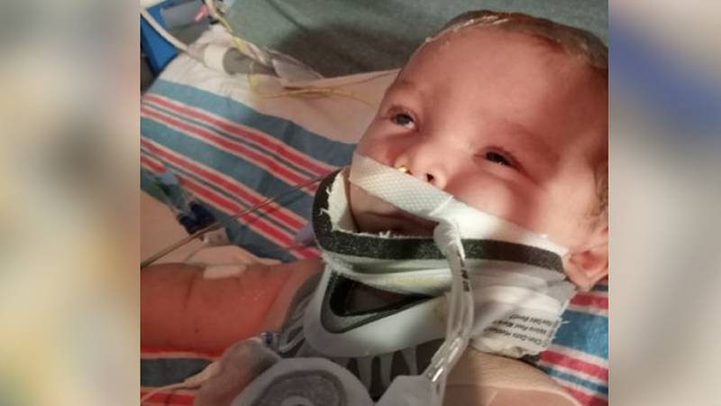 'Please pray for Tucker': 2-month-old seriously injured in accident; local community rallies...