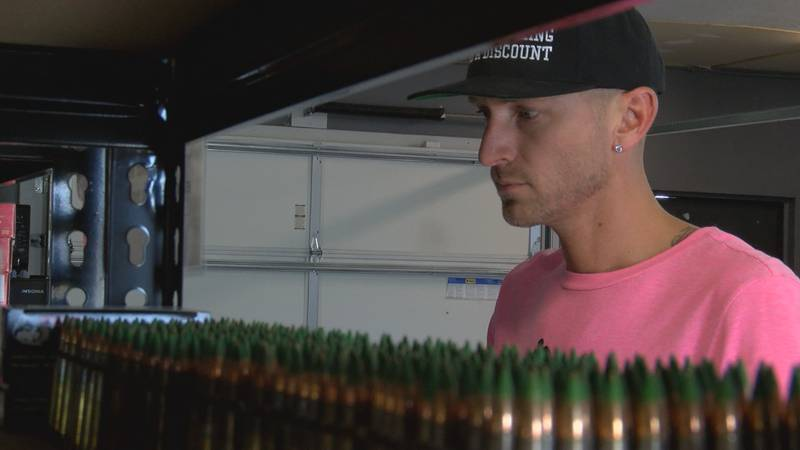 WILMINGTON, N.C. (WECT) - For a decade, Dane Britt has traveled up and down the East Coast to...