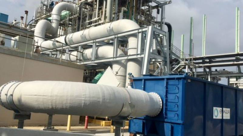 Chemours installed carbon adsorption units at its Fayetteville Works in an effort to reduce the...