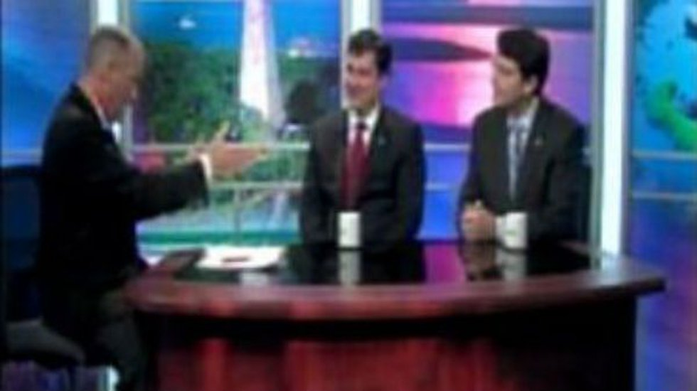 During a debate this week in the WECT studios, the issue of immigration reform sparked a...