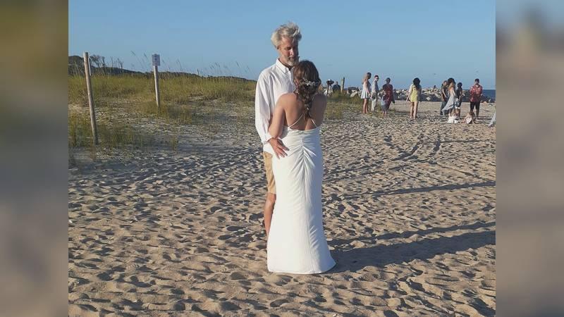 Fort Fisher Wedding