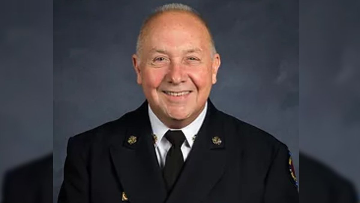 Buddy Martinette has been Wilmington's fire chief since 2008.