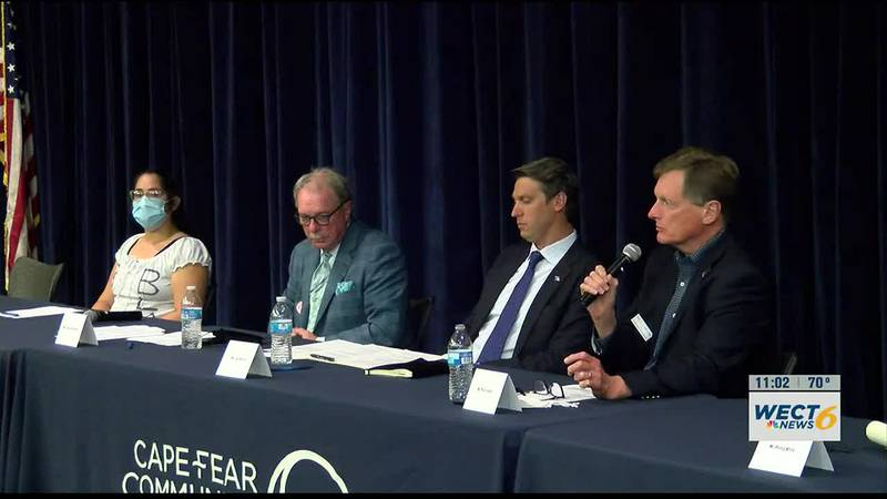 CFCC hosted candidates forum for City Council and Mayoral races