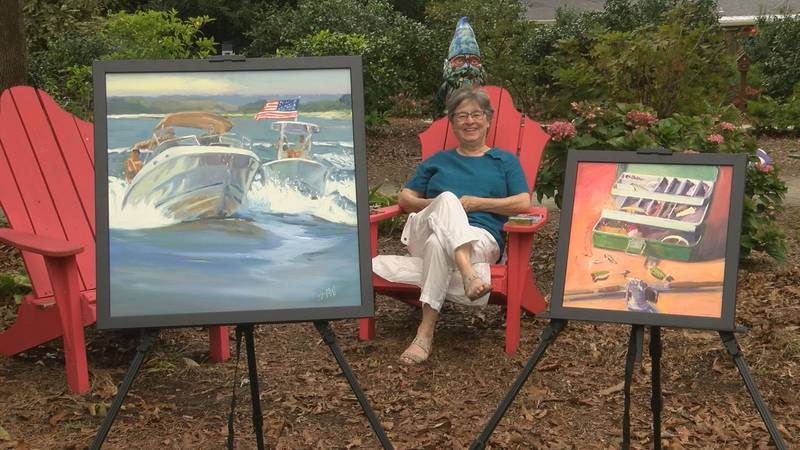 This year's Art in the Arboretum returns to the grounds (WECT News)