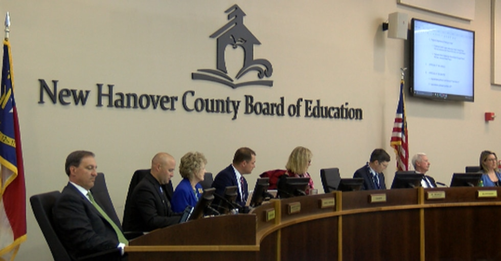 GF Default - Selection of New Hanover County schools redistricting committee questioned