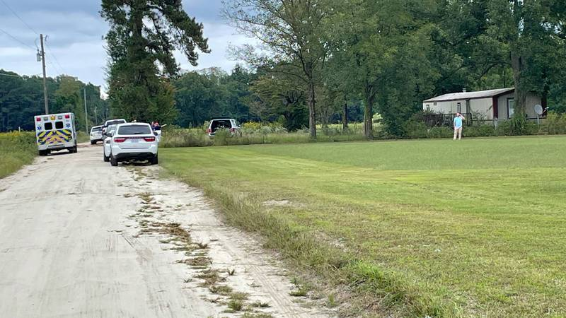 The Bladen County Sheriff's Office is investigating after a body was found inside an abandoned...