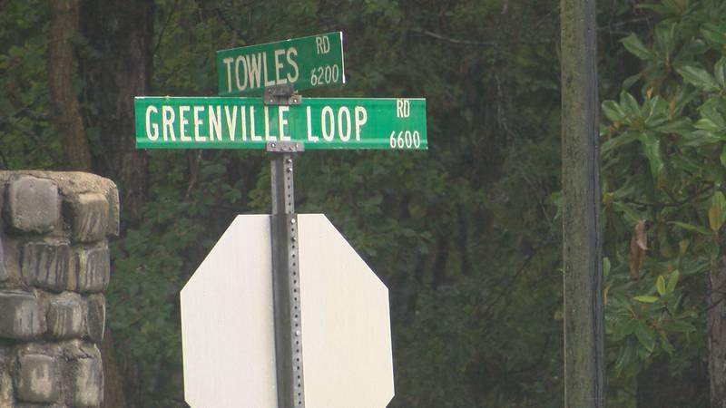 Greenville Loop Road