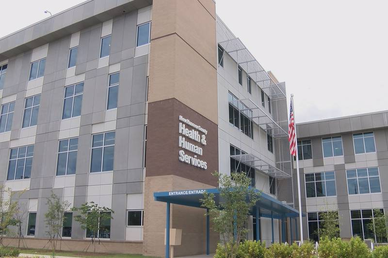 New Hanover County Health and Human Services.