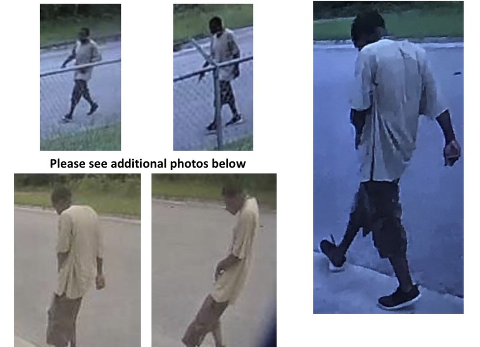 Man wanted for questioning in 12th Street shooting.