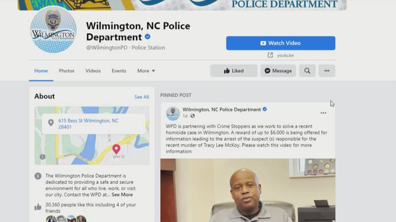 After allowing Facebook comments for ten years, the WPD decided they were too divisive, and...
