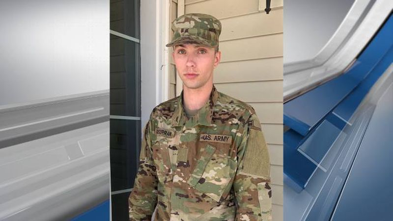 A news release from the Minnesota National Guard said that 19-year-old Pvt. Connor J. McGurran...