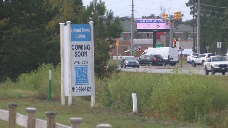 Development continues along Highway 17 near the Walmart in Leland, bringing a variety of...