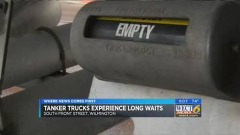 Gas shortage felt across southeastern North Carolina