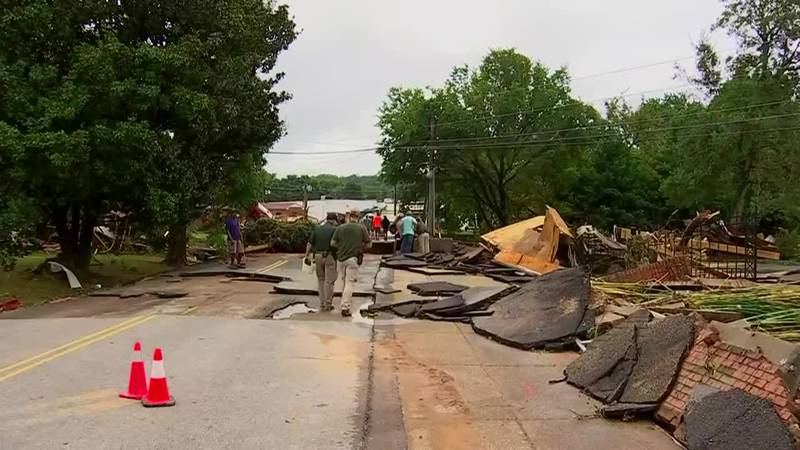 At least 22 are dead and 10 are still missing following flash floods in middle Tennessee.