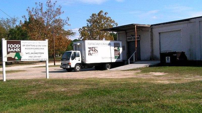 The Food Bank in Wilmington has been in operation since 1990. The new facility will be nearly...