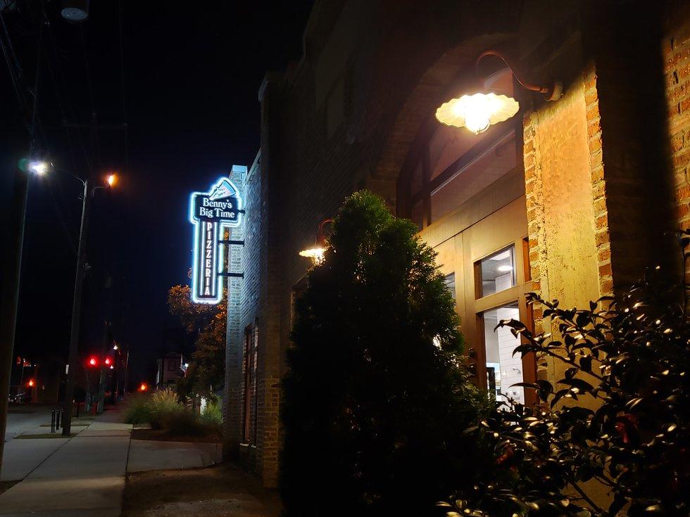 Benny's Big Time Pizzeria is bucket list restaurant among Wilmington's bustling food scene.